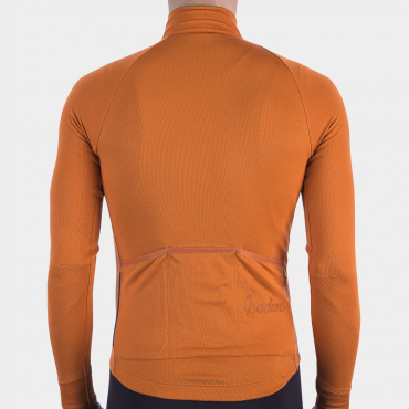 Long Sleeve Jersey Burnt Orange 2.0