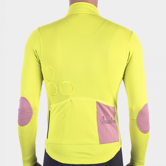 Long Sleeve Shield Jersey Sulphur Spring 2.0
