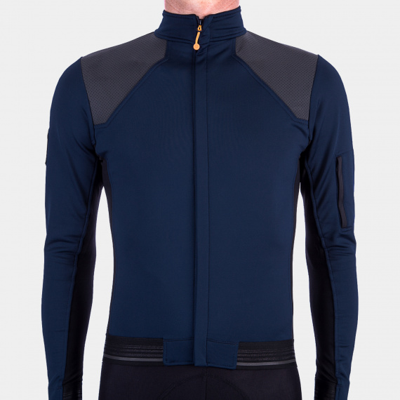 Sector Jacket Navy Blue / Black Men 2.0