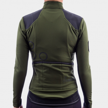 Sector Jacke Rifle Green Damen
